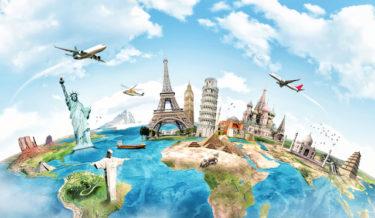 まったりファミリーの夢はファーストクラスで世界一周すること。