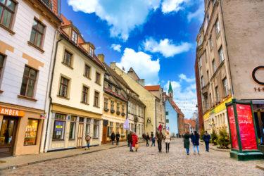 日本人が海外移住しやすい国「ラトビア」。不動産投資で永住権を取得する方法が人気?