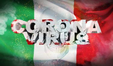 【新型コロナウィルス】イタリアの感染者数と死者数が急増!フランスやドイツでも約1000人の感染者か?