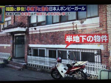 【ボンビーガール】韓国移住ガール『しかさん』26歳の半地下生活ってどんな感じ?日本から韓国移住者が急増中!